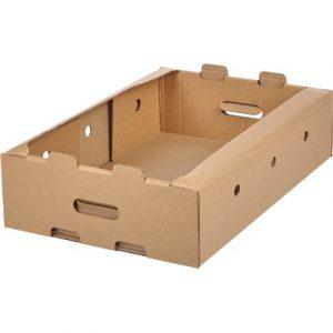 Короб картонный овощной лоток